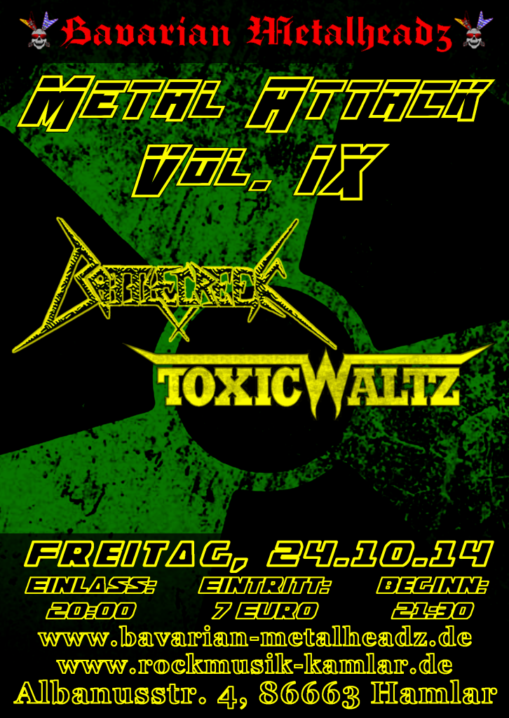 Metal Attack Vol. IX
