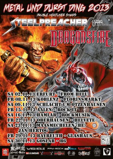 Metal-Und-Durst-Ding-Tour-2013 Dates